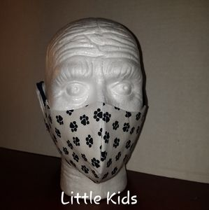 !!!3 for $15!!! Little Kid Face Mask Style #2